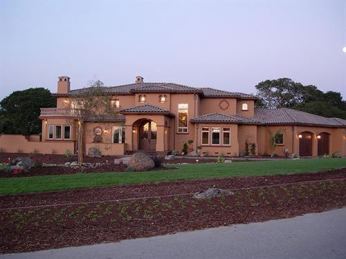3 of (4) Belmont Heights Custom Home High end spec. design/build