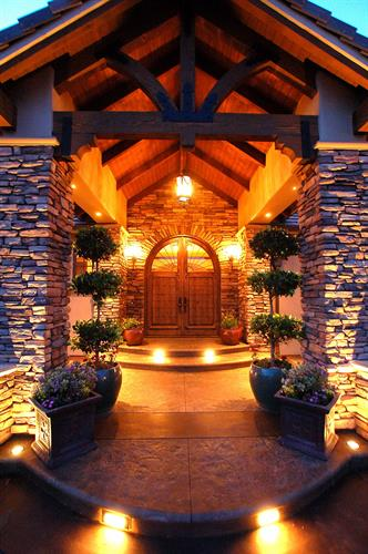2 of (4) Belmont Heights Custom Home High-end spec. design/build