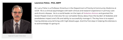 Faculty, Larry Fisher