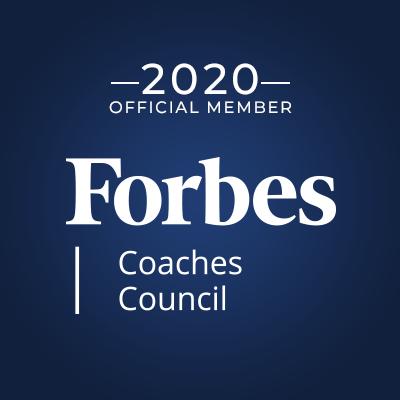 2020 Official Member - Forbes Coaches Council