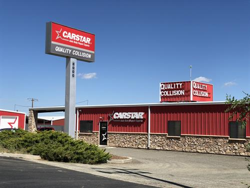 CARSTAR Quality Collision Office building