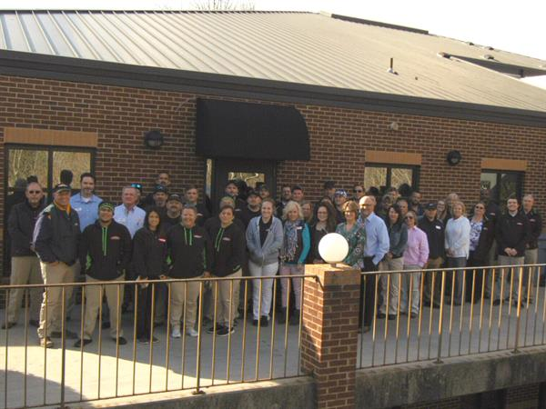 This is the team at SERVPRO of Alexander & Caldwell Counties.