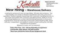 Kimbrell's Home Furnishings