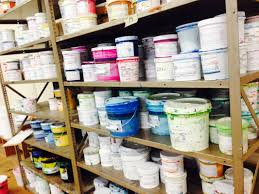 Ink colors for screen printing