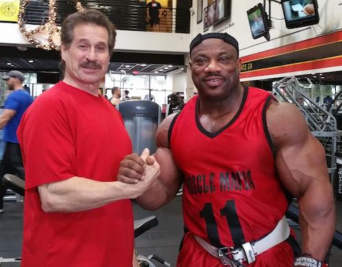 Dexter Jackson & Dr Fitness USA