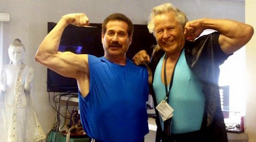 Peter Nygard & Dr Fitness USA