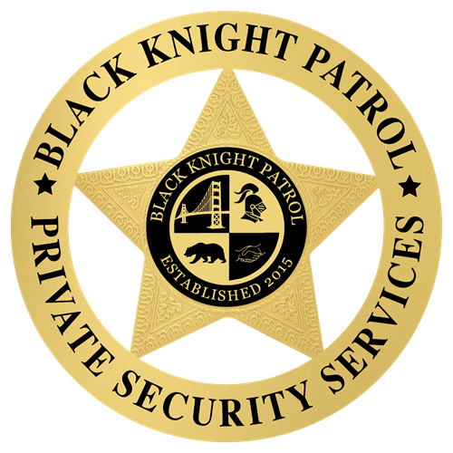 The official logo of Black Knight Patrol