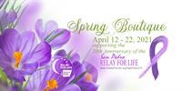 San Pedro Relay for Life Spring Boutique
