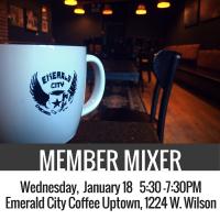 January Member Mixer