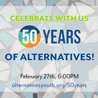 Alternatives 50 Year Celebration