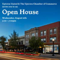 Open House: Uptown United & Uptown Chamber of Commerce