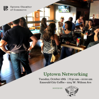Uptown Networking
