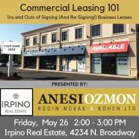 Commercial Leasing 101: Ins and Outs of Signing (And Re-Signing!) Business Leases