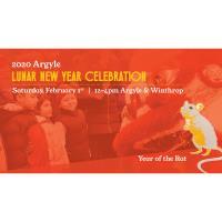 2020 Argyle Lunar New Year Celebration