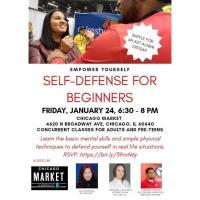 Self-Defense for Beginners
