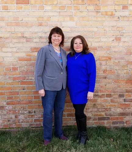 Jean Hoag REALTOR® & Loan Consultant, Terri Ann Dunham REALTOR® & Loan Consultant