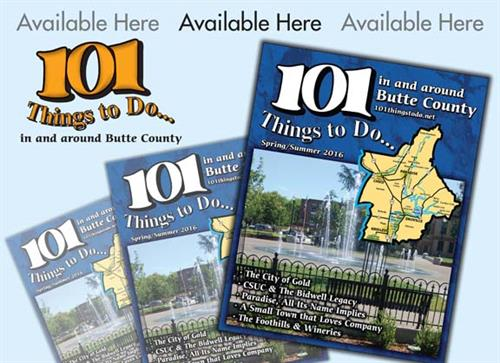 101 Things To Do In Butte County