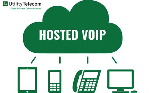 Utility Telecom's Hosted Voice Over IP (VoIP) brings a big business phone system to you at a lower cost than what you're currently paying, and is easy to manage. Delivered over Utility Telecom's state-of-the-art network, our VoIP phone service enables you to efficiently use one connection for all...