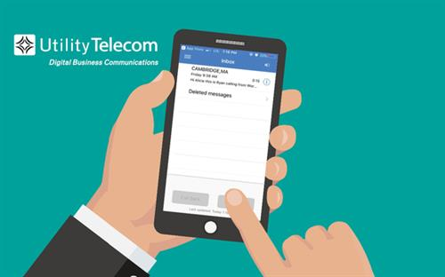 Utility Telecom's Accession Communicator extends the rich experience found in our VoIP systems to your mobile device. Make and receive calls or easily move them between your desk and mobile clients or handsets.