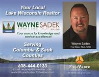 Wayne Sadek First Weber