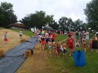 Chocolate Craze Weekend, Chocolate Slip and Slide