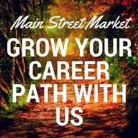 Grow your career here!