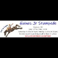 Haines Junior Stampede Rodeo