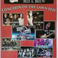 AC/DC TRIBUTE/ CONCERTS ON THE LAWN 2021