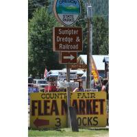 Sumpter Flea Market - JULY