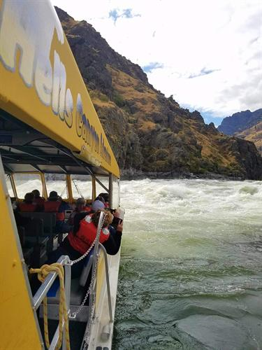 Jet Boat Tours - 1/2 Day, Full Day, Overnight