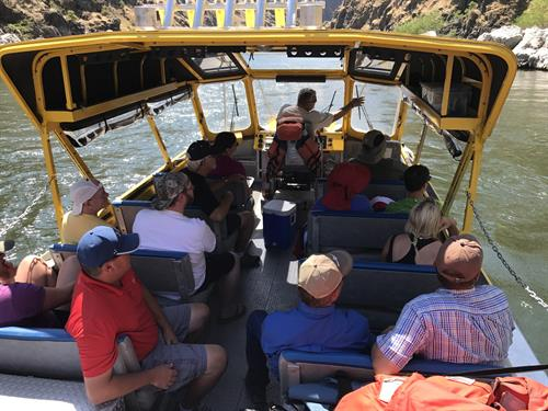 Jet Boat Tour, Overnight Adventure to Lewiston