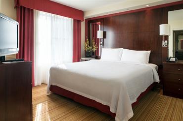 One Bedroom Suite - Bedroom