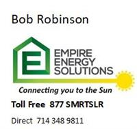 Empire Energy Solutions - Placentia