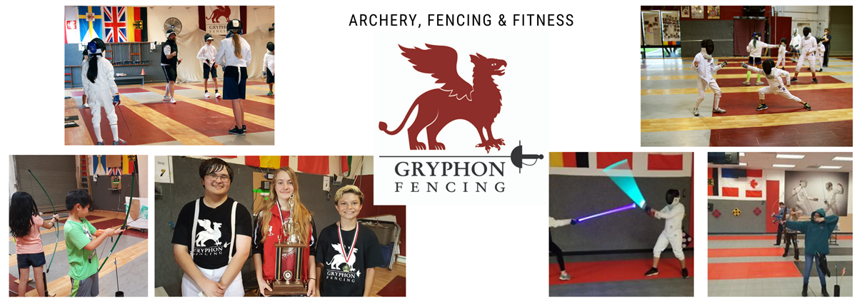Gryphon Fencing, Archery & Fitness Studio