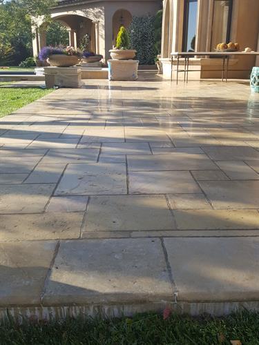 Limestone Complete Restoration