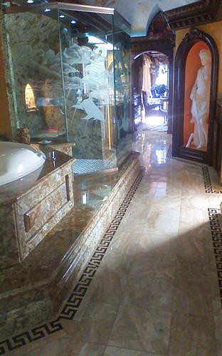 Marble Complete Restoration