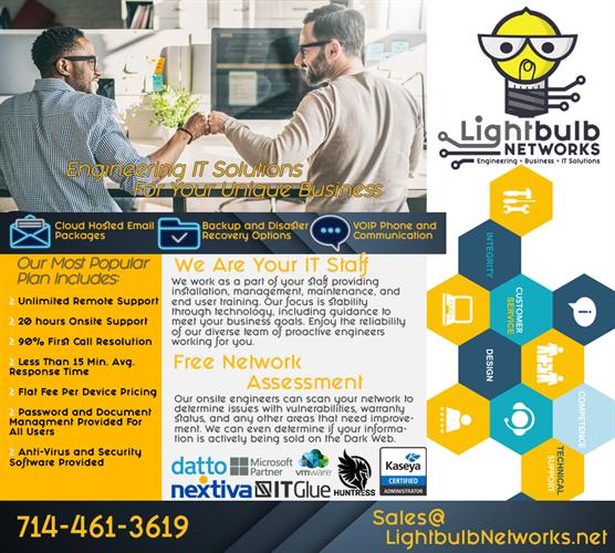 Lightbulb Networks LLC