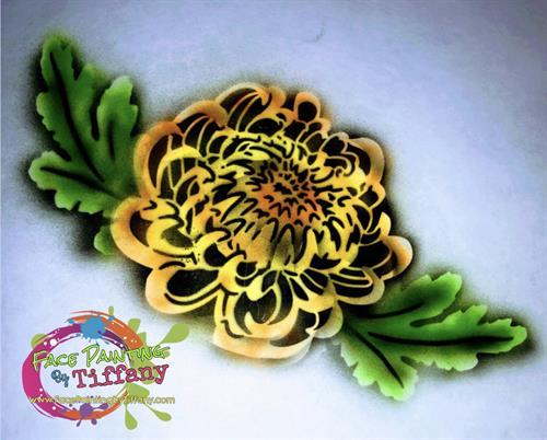 Flower Airbrush