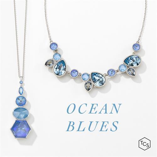 Ocean Blue Beauties