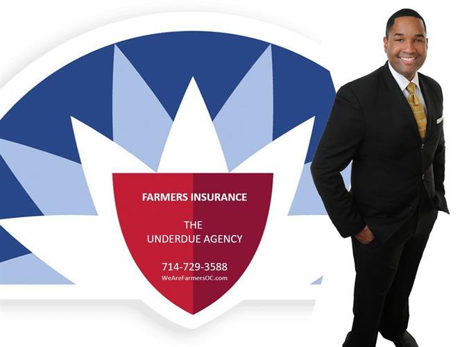 Rashawn Underdue Farmers Insurance Agency