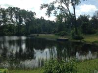 Private Stocked Fishing Pond