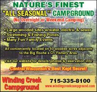 All Seasonal Campground