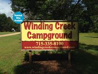"Welcome to Winding Creek Campground ""ALL SEASONAL SITES"""