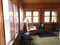 Cabins - Sitting Area