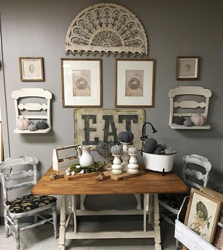Browse the shop for amazing decorating ideas!