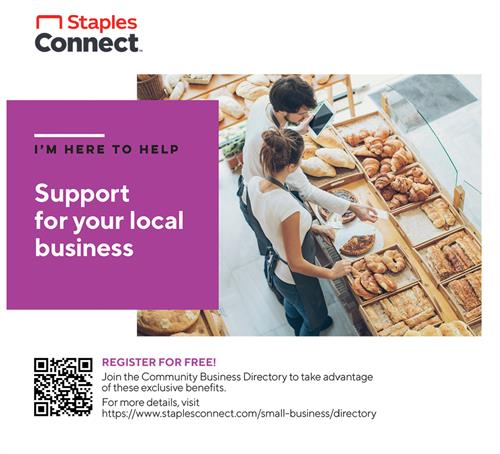 Staples Community Business Directory