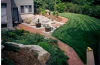 Design and install both hard and softscape.