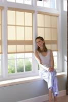 Poplular Roller Shades Offer Style and Color