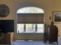 Roman Shades for Elegant Look - Can be Made from Traditional Fabrics or Woven Woods