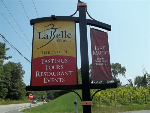 LaBelle Winery, Amherst NH